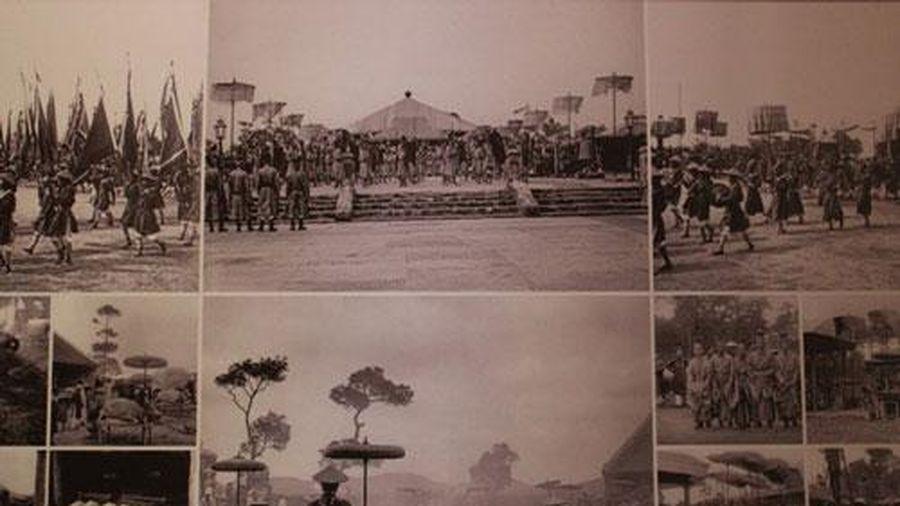 Thưởng lãm hình ảnh vô giá về hoàng cung triều Nguyễn