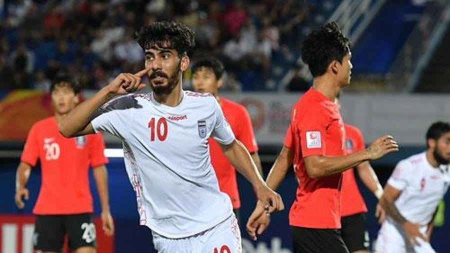 CLIP: Hạ gục U23 Trung Quốc, U23 Iran vẫn ngậm ngùi 'nhận vé về nước'