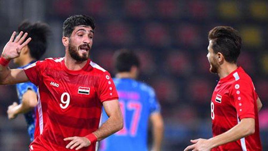 CLIP: Hạ gục U23 Syria, U23 Ả Rập Saudi thẳng tiến vào tứ kết