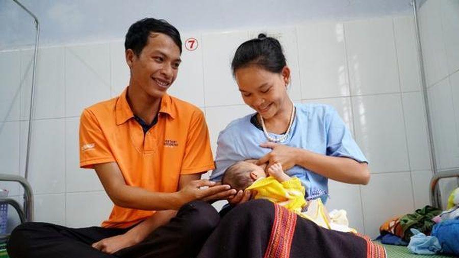 Mang cơ hội chăm sóc sơ sinh thiết yếu đến với phụ nữ dân tộc thiểu số