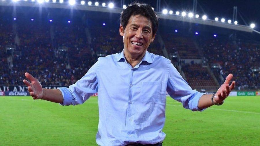 HLV Nishino tiết lộ lý do giúp U23 Thái Lan lột xác so với SEA Games 30