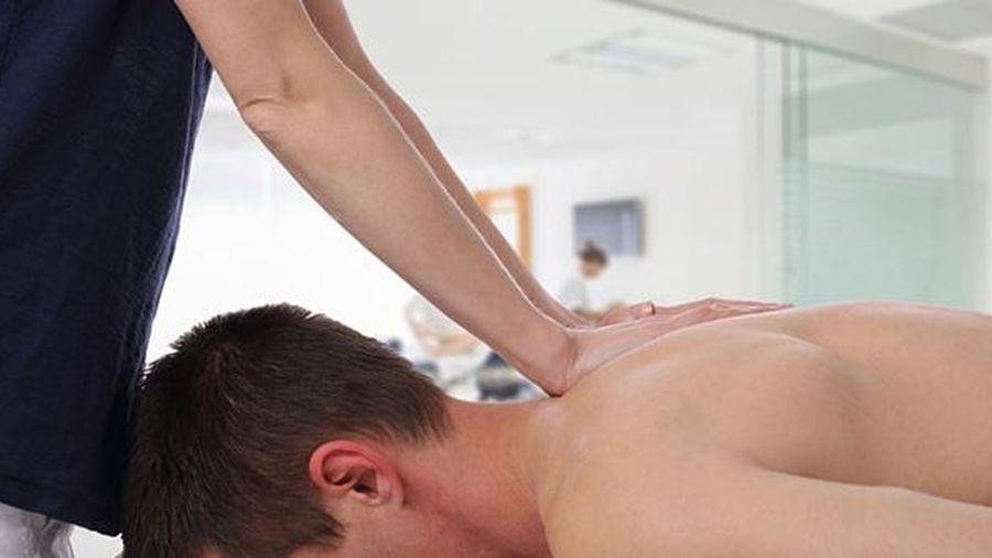 Chàng trai trẻ chết khi đi massage, cẩn thận vị trí không được ấn tùy tiện
