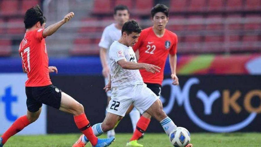 Giải U23 châu Á 2020: Nhà ĐKVĐ đi tiếp sau trận cầu hú vía