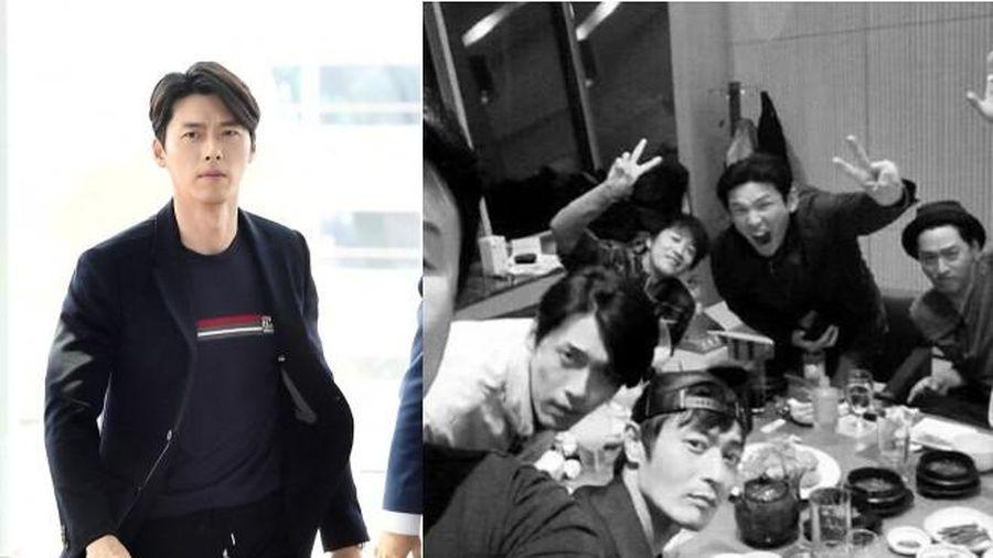 Hyun Bin bị nghi có tham gia cuộc hội thoại khiếm nhã của Joo Jin Mo, Jang Dong Gun hủy bỏ kỳ nghỉ sau khi đoạn tin nhắn bị phát tán