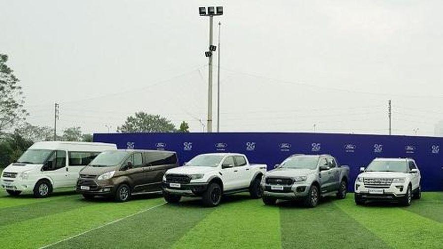 Điều gì khiến Ford 'rót thêm 82 triệu USD mở rộng sản xuất ô tô tại Việt Nam?