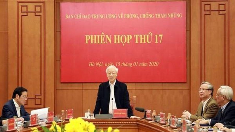 Tổng Bí thư, Chủ tịch nước Nguyễn Phú Trọng: Trong năm 2020, tập trung xét xử vụ nhà máy Gang Thép Thái Nguyên