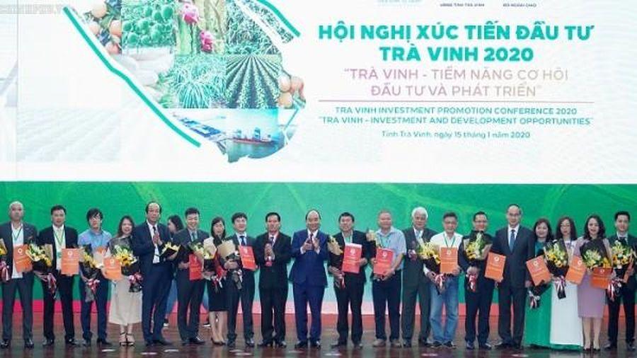 Trà Vinh thu hút 24 dự án với tổng nguồn vốn đầu tư hơn 210.000 tỷ đồng
