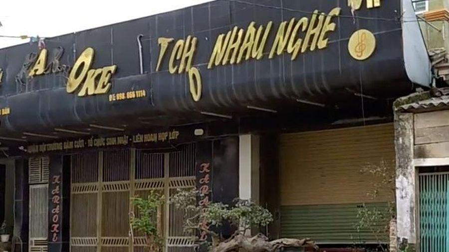 Hàng trăm cảnh sát phá cửa quán karaoke, bắt sới bạc 'khủng' ở Nghệ An
