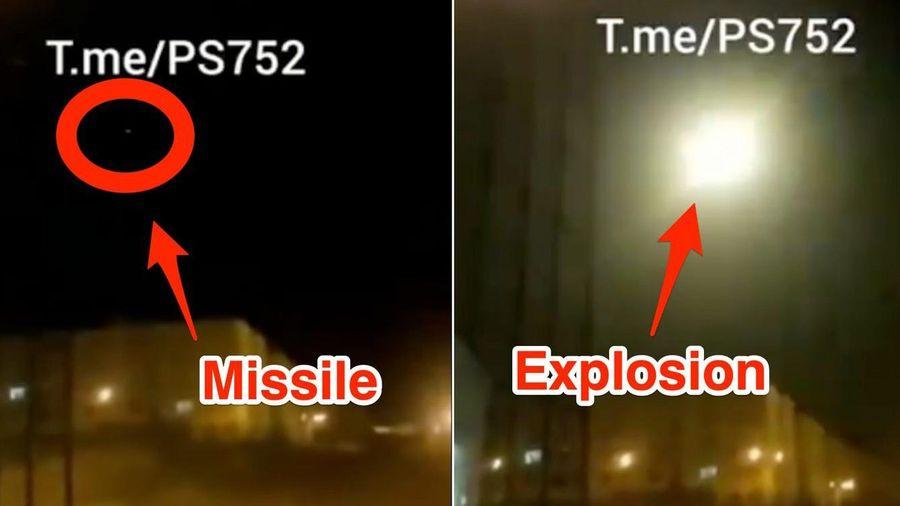 Người chia sẻ video máy bay Ukraine bị tên lửa bắn trúng bị bắt