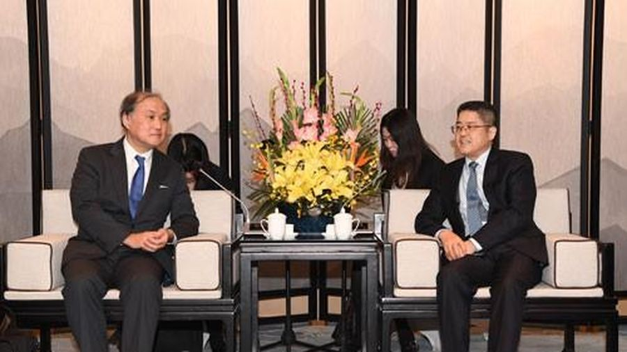 Quan hệ Trung - Nhật đang đứng trước cơ hội phát triển quan trọng