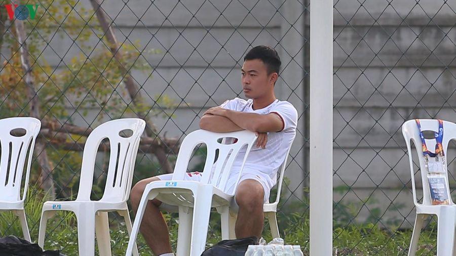 HLV Park Hang Seo và U23 Việt Nam nhận 'hung tin' từ Thanh Thịnh