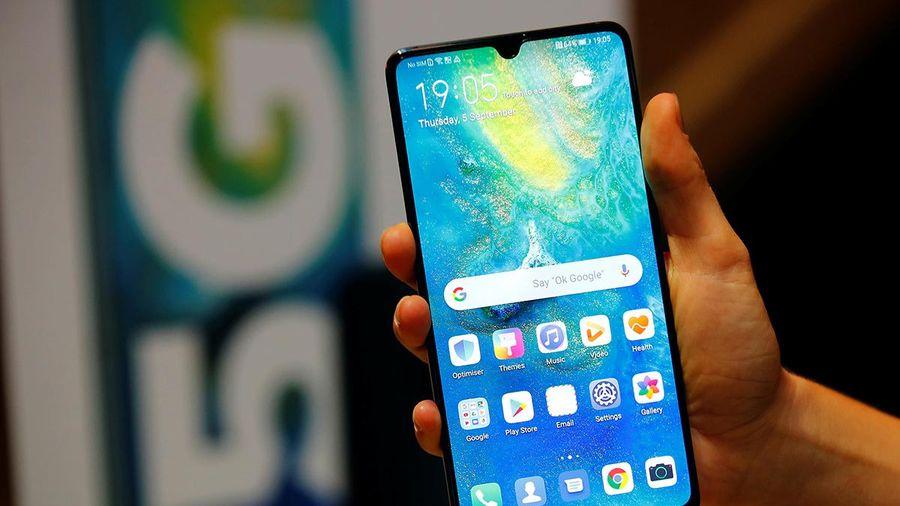 Bất chấp lệnh cấm của Mỹ, Huawei vẫn thắng lớn trong năm 2019