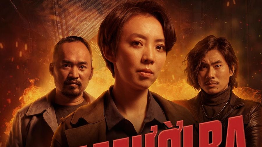 Thu Trang tận dụng 'đôi mắt âm dương' để tăng phần bá đạo cho Chị Mười Ba trong phần 2 - 3 ngày sinh tử?