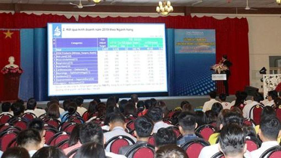 DHG Pharma dẫn đầu các công ty ngành dược Việt Nam