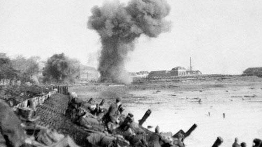 Cuộc đổ bộ Walcheren của Anh-Canada mở màn chiến dịch Infatuate