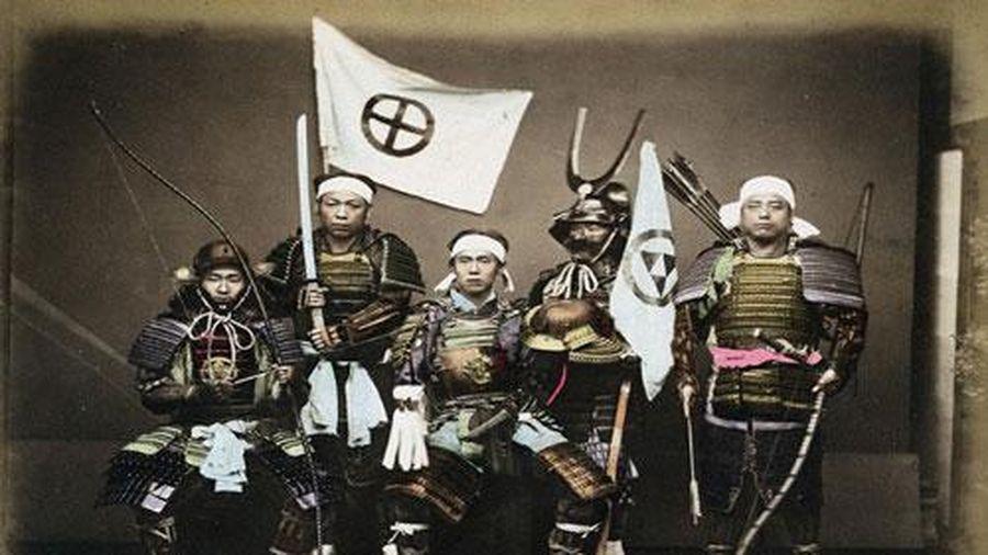 Lộ 'bí kíp vàng' đào tạo Samurai thời xưa