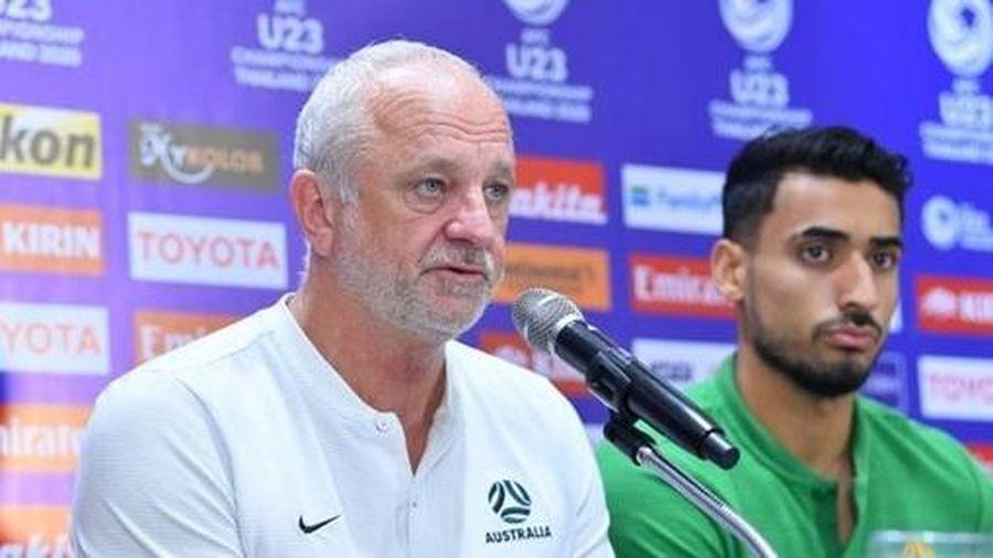 HLV U23 Uzbekistan: 'Trận tranh giải ba với Úc quan trọng hơn cả chung kết'