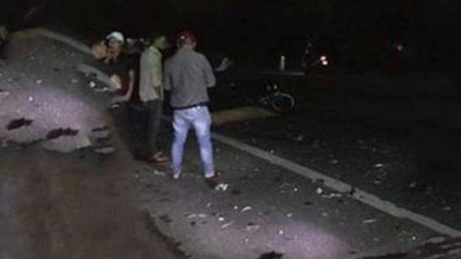 Đắk Lắk: Va chạm với xe khách 3 thanh niên tử vong