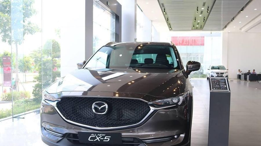 Phân khúc Crossover nên chọn Mazda CX-5 hay Hyundai Tucson?