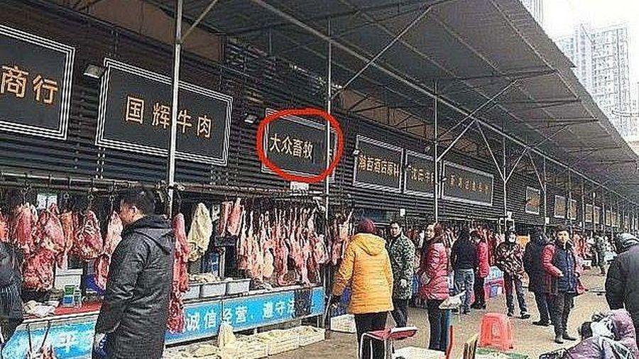 Cận cảnh khu chợ ở Vũ Hán – nơi phát tán dịch bệnh do virus corona ra khắp thế giới