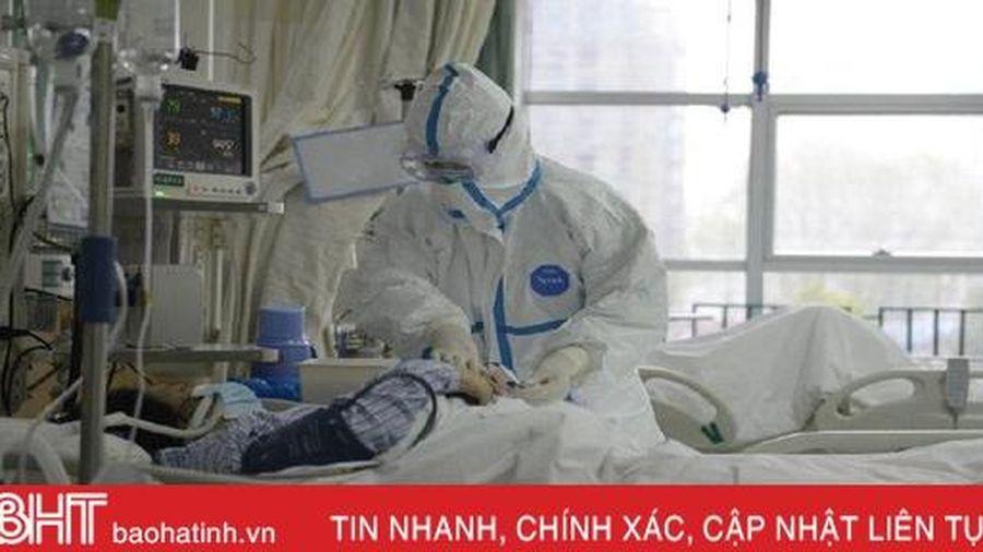 Số người chết do nhiễm virus Corona ở Trung Quốc tăng lên 54