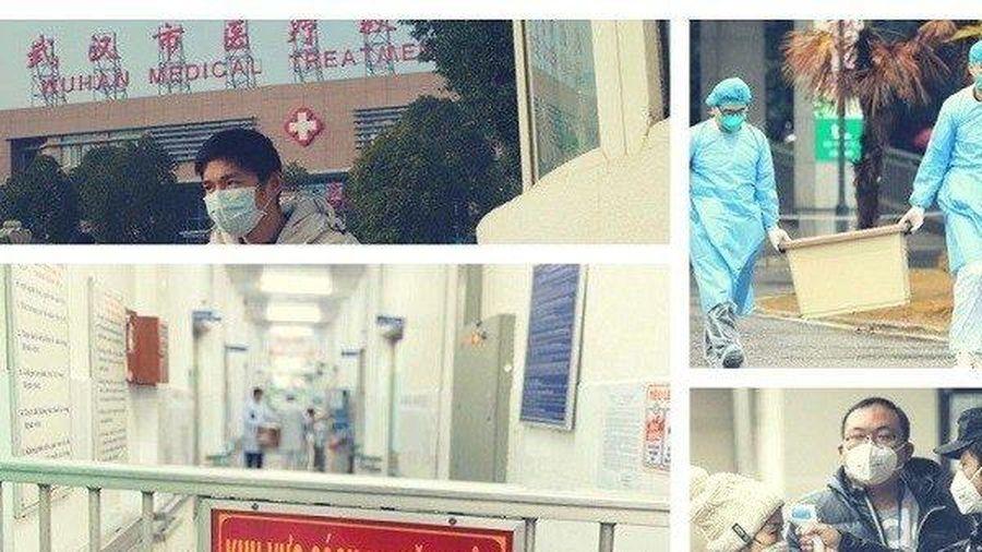 41 người ở Vũ Hán tử vong do viêm đường hô hấp cấp
