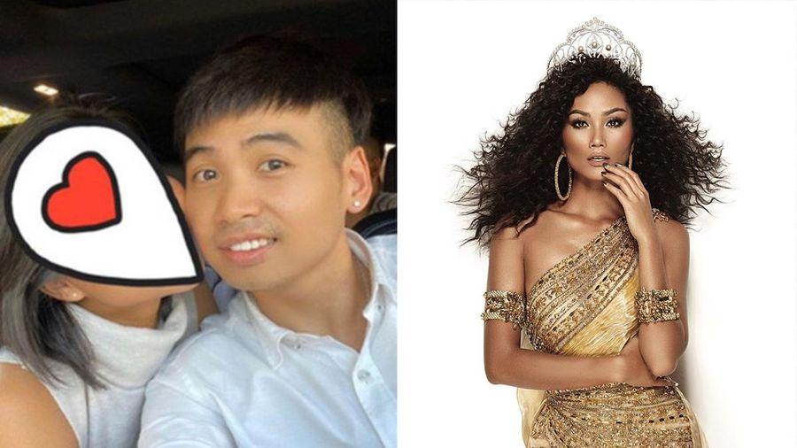 Rò rỉ hình ảnh 'bạn trai bí ẩn' của Hoa hậu H'Hen Niê?