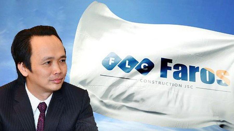 FLC Faros chỉ đạt 56% kế hoạch lợi nhuận, cổ phiếu bị bán tháo lao dốc