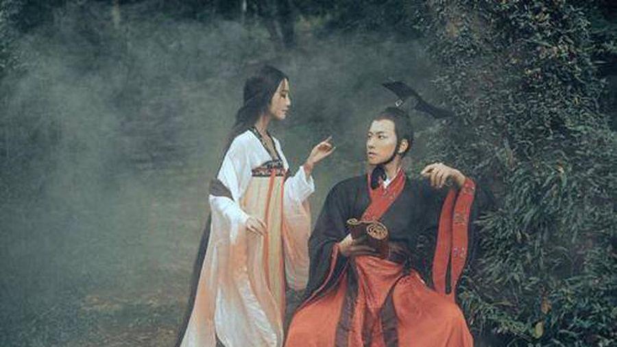 Run sợ trước hành động của vị hoàng đế yêu vợ nhất TQ