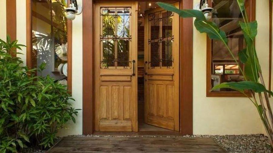 Sai lầm thiết kế cửa chính khiến tài lộc không bao giờ 'ghé thăm' nhà bạn