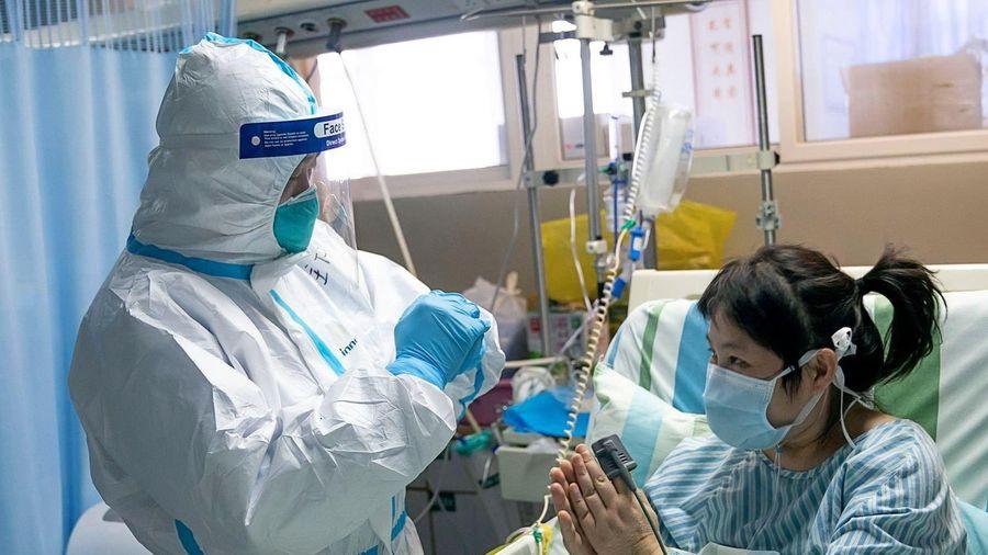 'Trung Quốc phải dựa vào người dân để chiến thắng bệnh viêm phổi cấp'