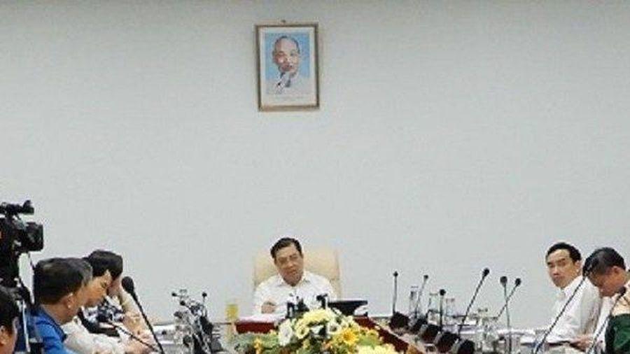 Chủ tịch TP.Đà Nẵng gửi email đến báo chí đề nghị đăng tải thông tin chính xác về dịch corona