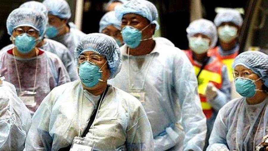 Trung Quốc: Số ca tử vong vì viêm phổi tăng lên liên tục
