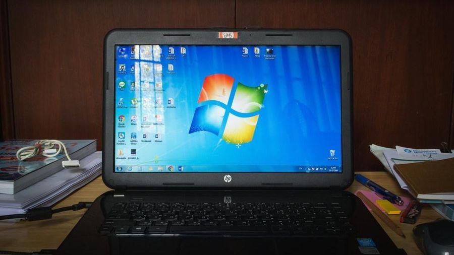 Vừa khai tử, Microsoft đã phải gấp rút vá Windows 7