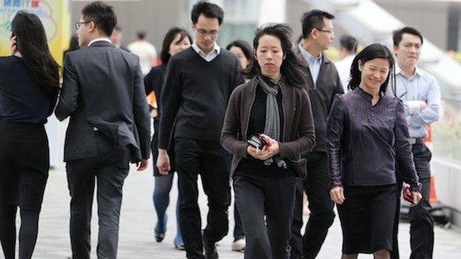 Virus Corona: Hong Kong yêu cầu người lao động làm việc tại nhà sau Tết Nguyên đán