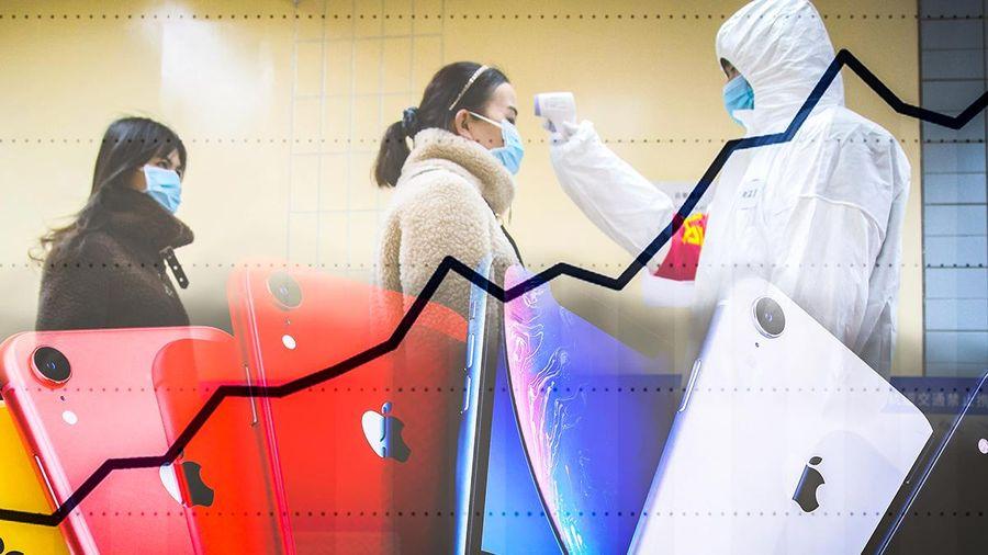 Kế hoạch sản xuất iPhone có thể bị ảnh hưởng vì virus corona