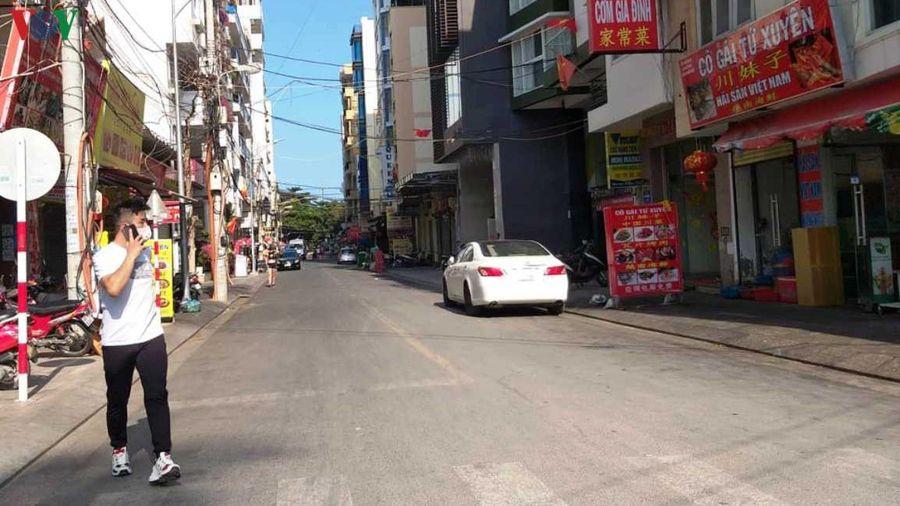 Khánh Hòa ngừng đón khách Trung Quốc