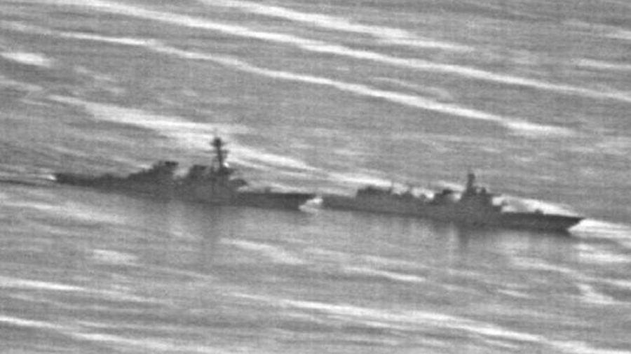 Chiến hạm mạnh nhất Trung Quốc thua đau nếu đối đầu Mỹ tại Biển Đông
