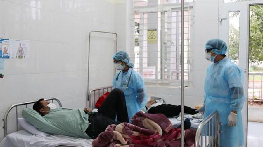 Lào Cai: 5 bệnh nhân nghi nhiễm vi rút corona được cách ly