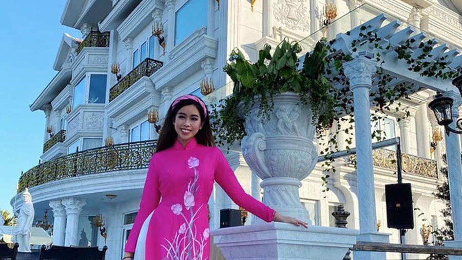 Khoe ảnh Tết, rich kid Tiên Nguyễn để lộ căn biệt thự hoành tráng của gia đình ở TP HCM