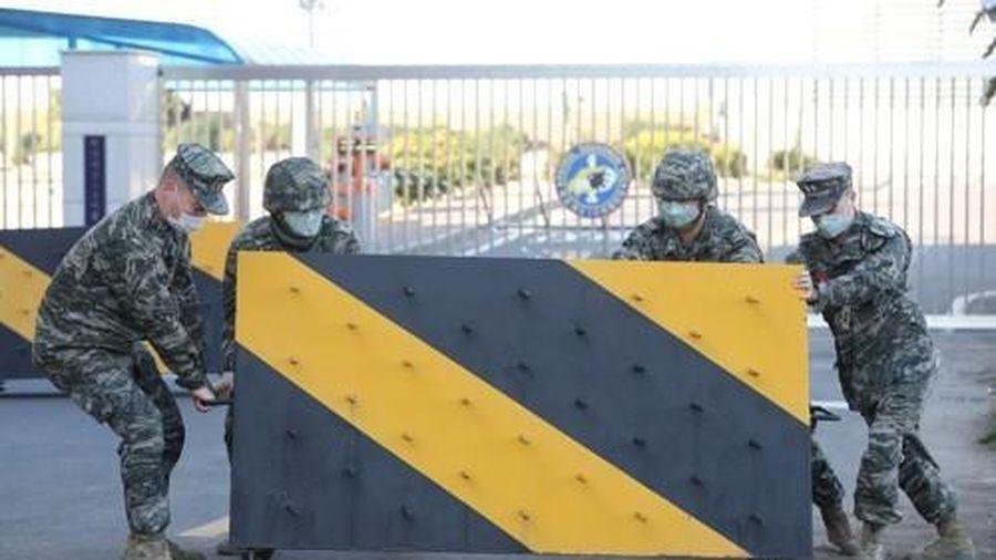 Hàn Quốc: Một ngày 100 ca nhiễm mới, trong đó có 3 quân nhân