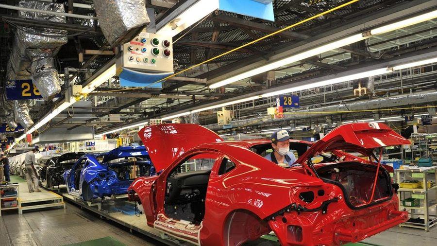 Thiếu linh kiện từ Trung Quốc, ngành công nghiệp xe hơi Nhật Bản tìm cách khắc phục