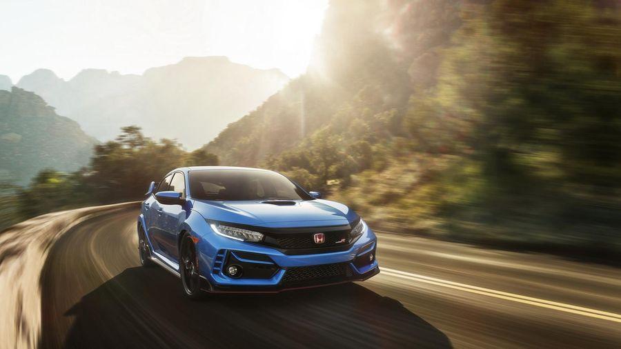 Honda công bố giá bán Civic Type R 2020
