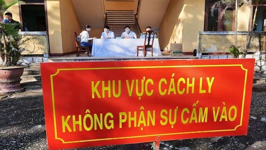 Đi qua vùng dịch 10 ngày trước, 2 khách Hàn Quốc được cách ly ở Hội An