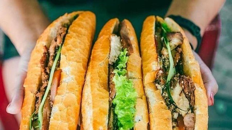 Bánh mì Việt Nam ngon và nổi tiếng đến cỡ nào?