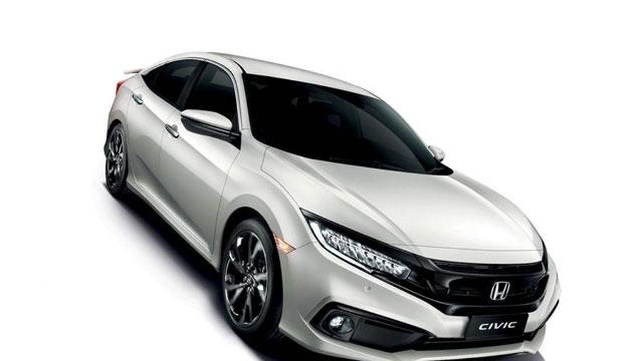 Cận cảnh Honda Civic 2020 vừa trình làng, giá hơn 620 triệu đồng