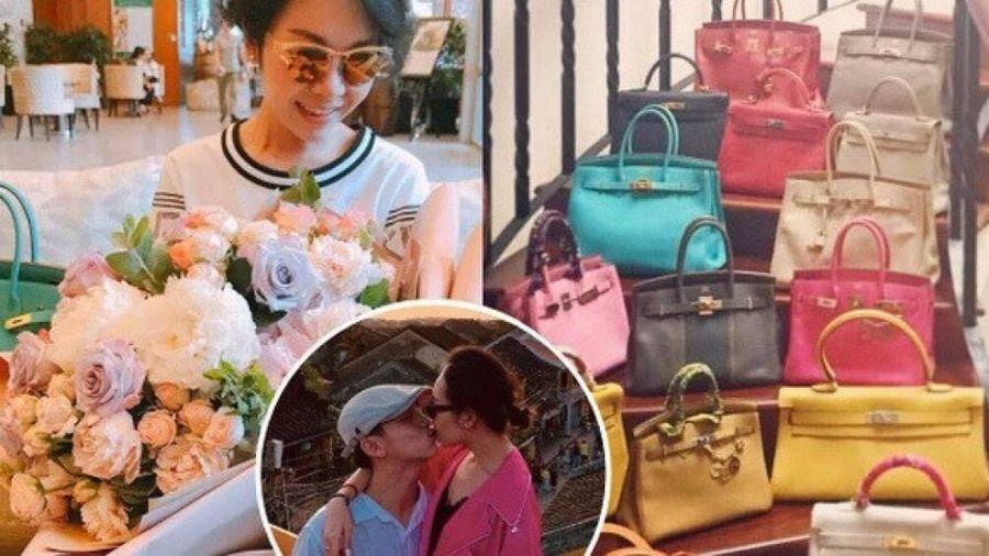 'Choáng' với khối tài sản hàng chục triệu đô của bạn gái MC Quang Bảo