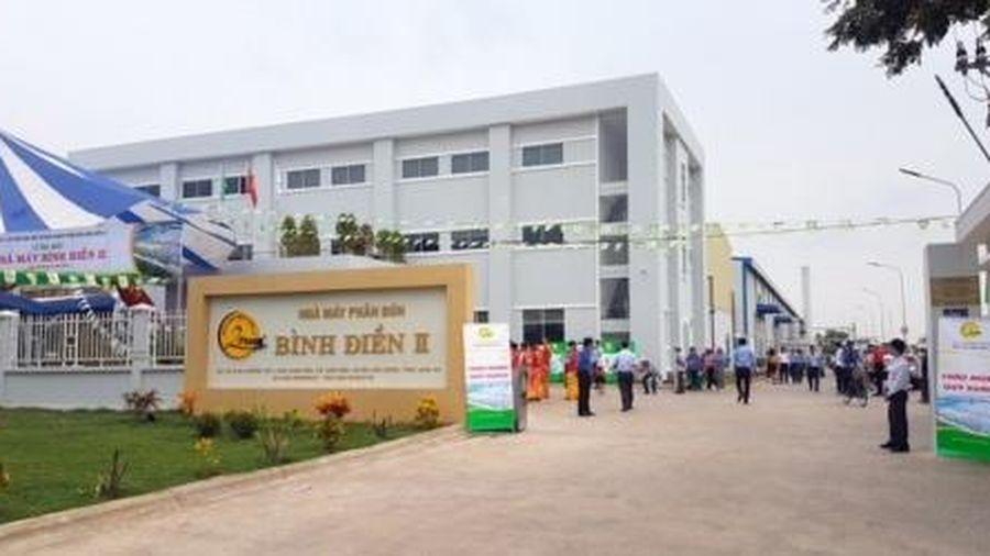 Phân bón Bình Điền đặt kế hoạch giao dịch với 12 doanh nghiệp có liên quan