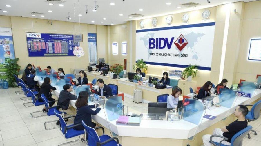 Vốn hóa BIDV 'bay hơi' hơn 40.000 tỷ đồng từ sau Tết