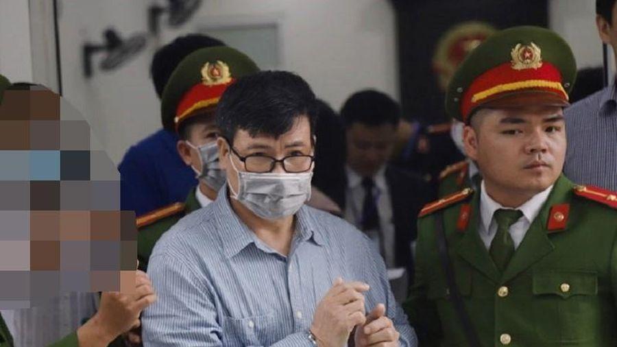 Hoãn phiên tòa xét xử bị cáo Trương Duy Nhất